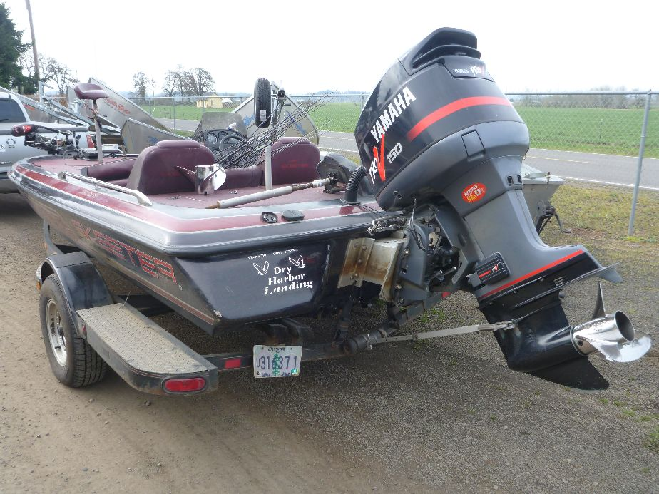 1999 Used Skeeter Bass Boat For Sale | Koffler Boats